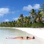 Relax en Isla Contoy