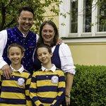 Familie Roesch: Ihre Gastgeber