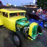 Old Town Saturday night car show