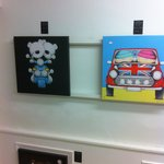 some of the limited edition box canvases available