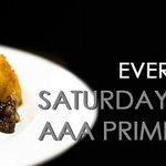 AAA Alberta Prime rib every Friday & Saturday