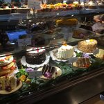 Checkout the desserts!