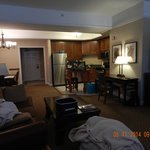 Living room/Dining Room - Suite 1308