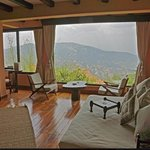 A room with a view...the views are truly spectacular and the rooms gorgeously appointed.