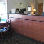 Front Desk/Lobby
