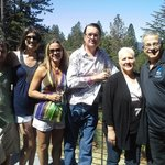 Haber Family Vineyards (the Haber's on the right)