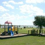 Playground at Stewart Creek Park
