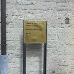 cartello chiesa esterno