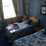 Nice clean twin room