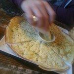 Amazing garlic bread xx