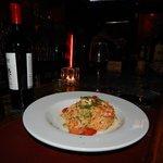 Chef Special Fresh Shrimp Pasta