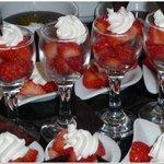 njam, njam lekkere desserten...