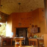 sunny open air kitchen