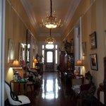 main hallway of Jazz Festival room