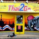 The New Look 'Thai 2 Go'