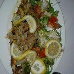 varied plate