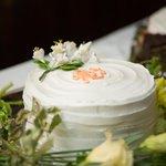 Wedding Cake - photo credit Kate Fine Art Photography