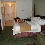 Room was nice