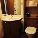 Superior double bathroom