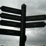 Street Signage, Windsor Castle