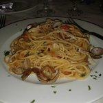 Spaghett alle vongole