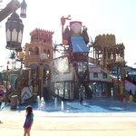 Yas Waterworld для детей