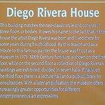 Brief description of Diego Rivera´s house