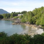 View of Duffin cove from B&B