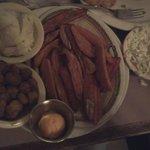 4 sides dinner