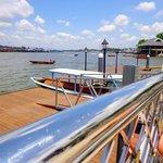 Front harbour, Brunei
