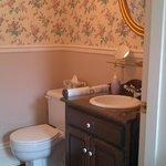 Petite salle d'eau chambre no 2