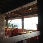View of Bay from Restaurant