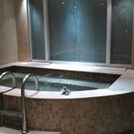 Jacuzzi at SPA