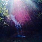 Cachoeira Lagoa Azul - 1200m da recepção