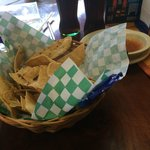 Appetizers of Chips & Fresh Pico De Gallo & Salsas