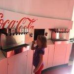 Coca Cola tasting
