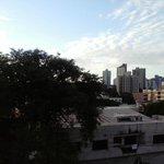 Vista do apartamento 326.