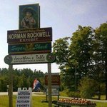 Sugar Shack Country Store & Norman Rockwell Exhibit and Jonathon's Table Restaurant!
