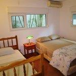 Habitaciones con dos camas sencillas