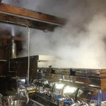 Our evaporator making the sweet stuff!
