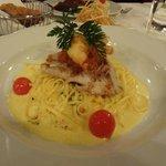 seafood linguiine