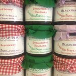 Beautiful VT jams in a variety of flavors from Red Raspberry, & Cinnamon Pear to Mango Habenero!