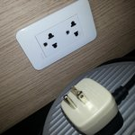 Grounded electrical  plugs