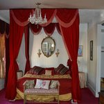 Victorian Suite Bedroom