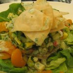 Lunch crab salad