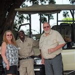 Chobe National Park day safari