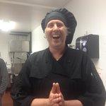 Happy Chef David Freda