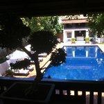 wonderful pool peaceful and serene