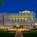 Foto de The Raj Palace Grand Heritage Hotel