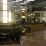 hotel lobby - 2